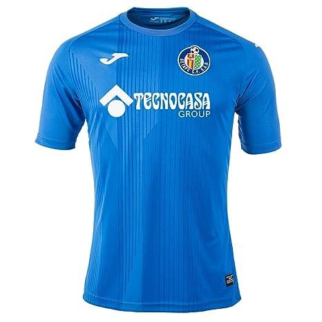 2017-2018 Getafe Joma Home Football Shirt