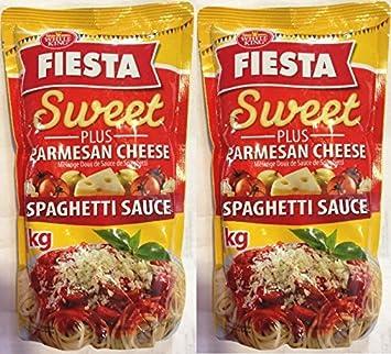 White King Fiesta Spaghetti Sweet Sauce 1kg Pack Of 2