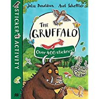 The Gruffalo Oversize 400 Sticker Stickers Activity Book
