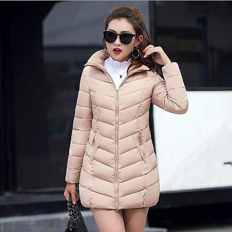 GUXIU piumino inverno Donna Fashion Oversize Down Giacche