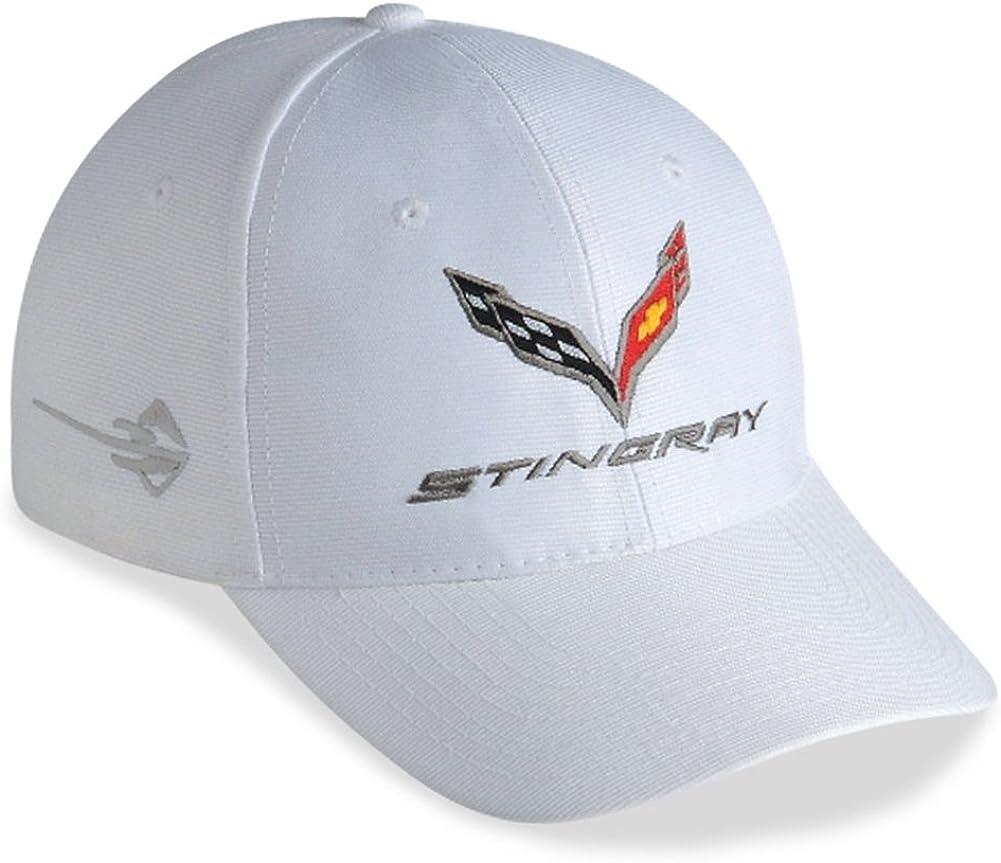 C7 Corvette Blue Performance Hat