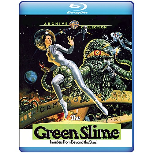 The Green Slime [Blu-ray] by Warner Bros.