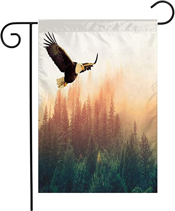 Top 10 Nature Feather Flag