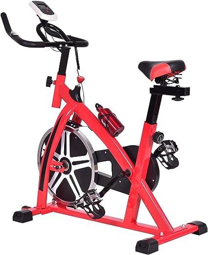GOPLUS Ajustable Bicicleta estática de Entrenamiento para ...