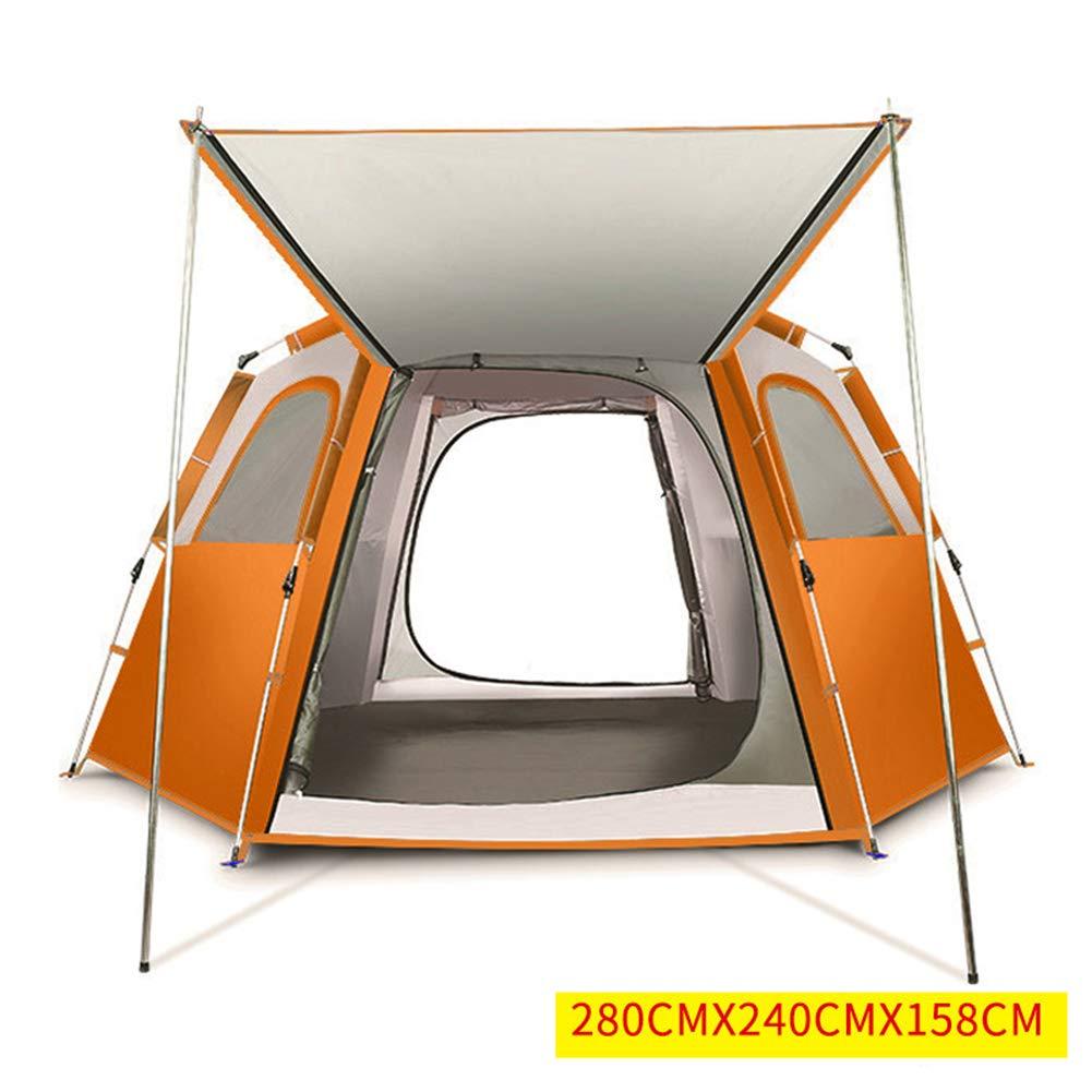 MAI&BAO Pop up Zelt für kampierende automatische Wasserdichte hydraulische Zelte 3-4,5-8 Person für Outdoor Sport Camping Wandern Reisen Strand