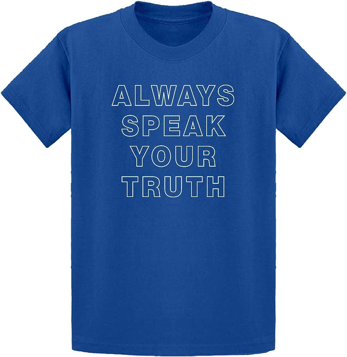 Always Speak Your Truth Kids T-Shirt