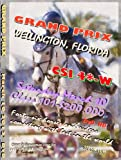 GRAND PRIX HORSE JUMPING CSI 4W WELLINGTON Florida DVD HD