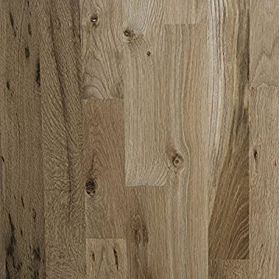 "White Oak #2 Common Unfinished Solid Wood Flooring 2 1/4"" x 3/4"" Samples at Discount Prices by Hurst Hardwoods"