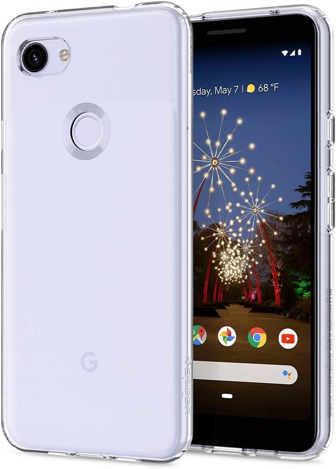Spigen Liquid Crystal Designed for Google Pixel 3a XL Case (2019) - Crystal Clear