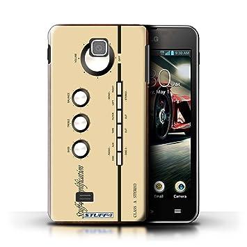 Kobalt® protector duro de nuevo caso / cubierta para el LG Optimus ...