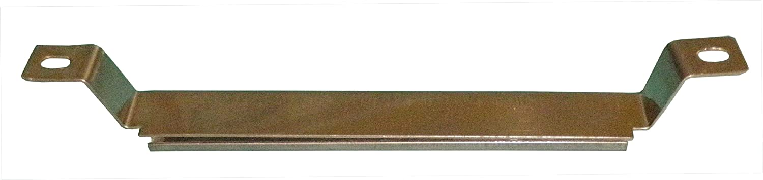 Music City Metals 04825 Stainless Steel Burner Replacement for Gas Grill Model Master Forge GD4825S, 7.375 by 0.5-Inch