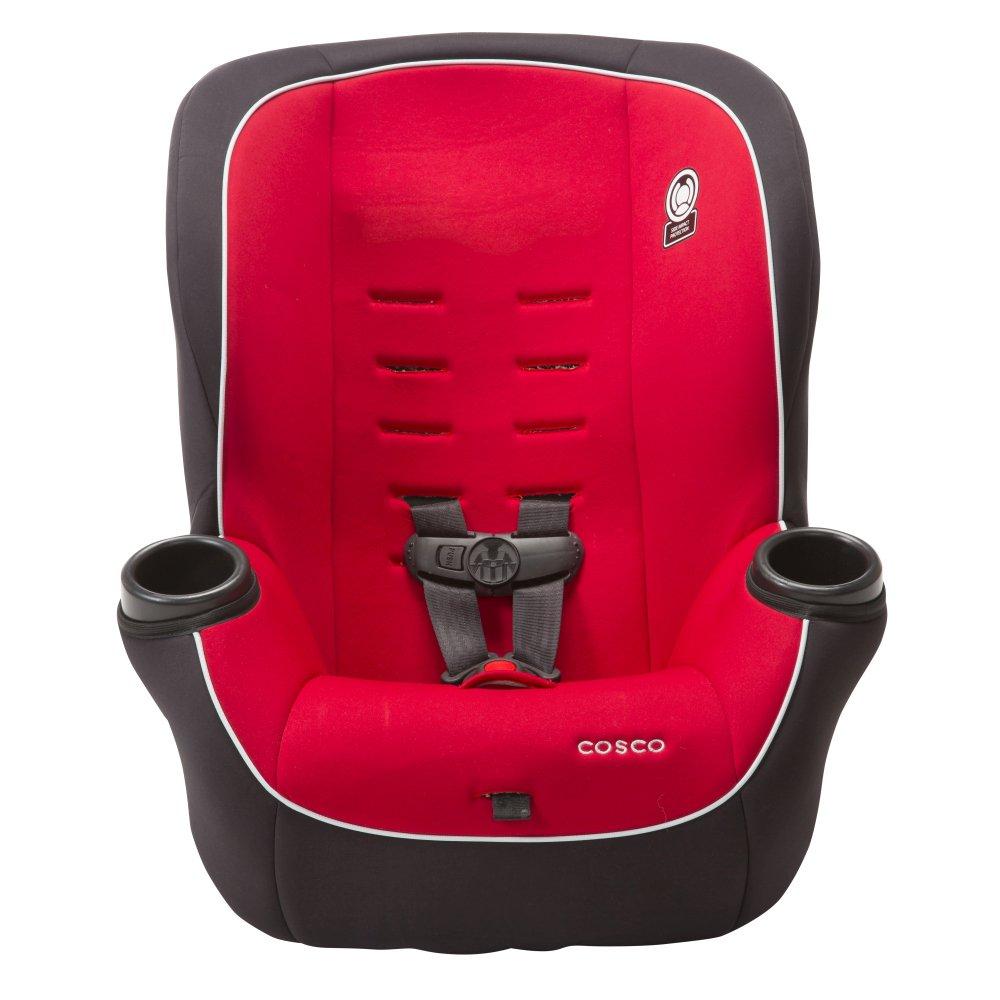 Cosco 22174CDFX Apt Convertible Car Seat, Vibrant Red Dorel Juvenile
