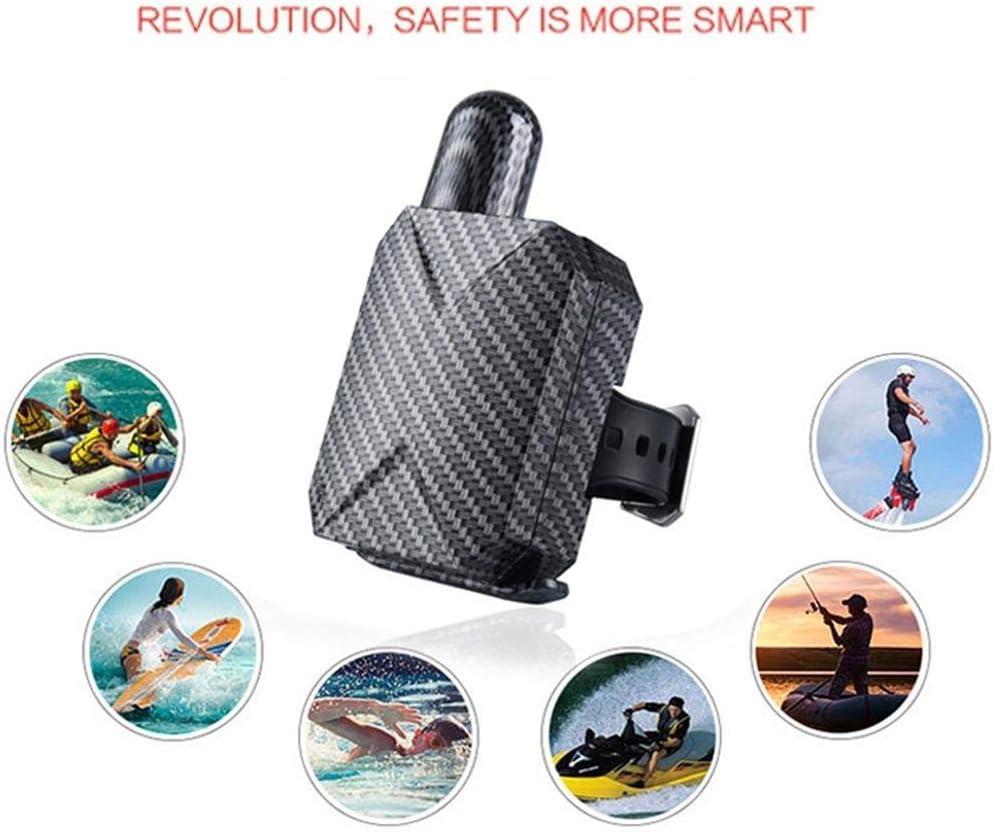 GGsheng Bracelet de sauvetage portable anti-noyade avec bracelet flottant