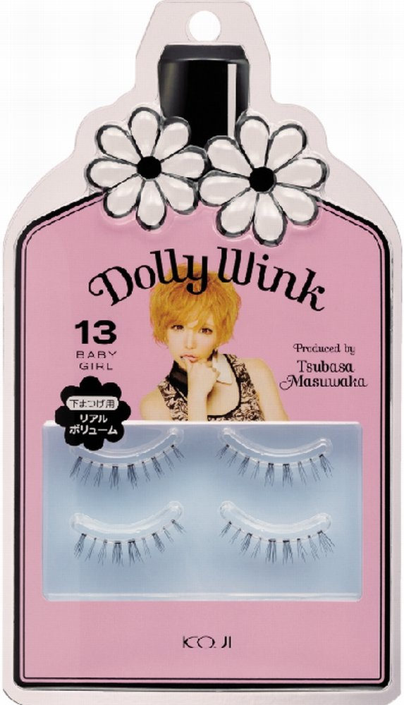Amazon Koji Dolly Wink False Eyelashes 13 Baby Girl Fake