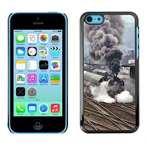 Premio Sottile Slim Cassa Custodia Case Cover Shell // F00000068 de plein air // Apple iPhone 5C