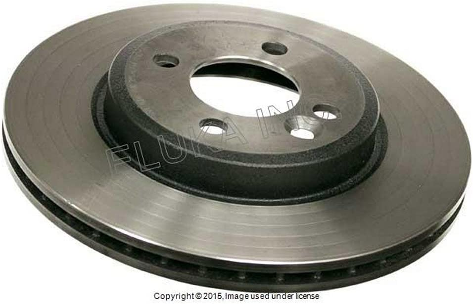 FRONT BRAKE DISCS AND BRAKE PADS FITS MINI ONE COOPER S R50 R52 R53