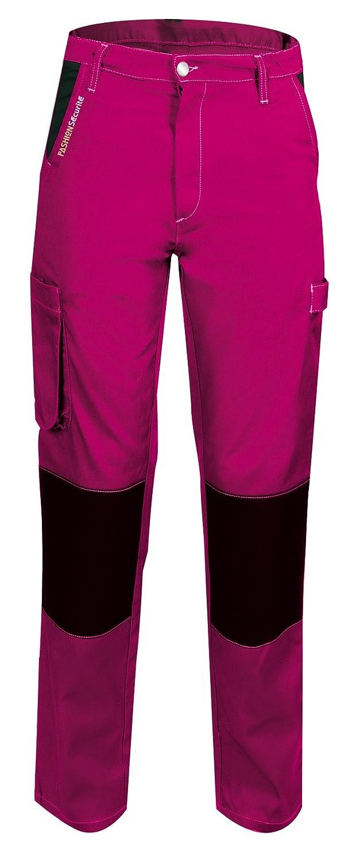 FASHION SECURITE 660004 Peps Pantalon de travail  Taille L  Gris//Violet