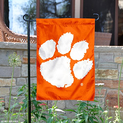 Clemson Garden Flag and Yard Banner