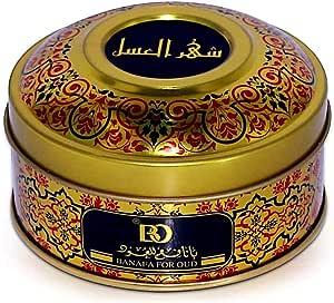 Honeymoon incense, an oud banafi production