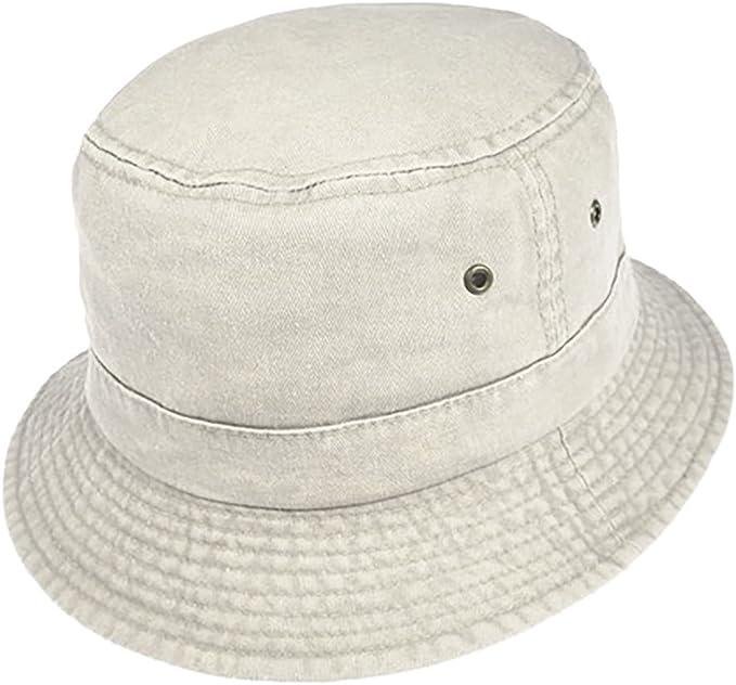 Azul Marino Village Hats Sombrero Flexible de algod/ón Booney
