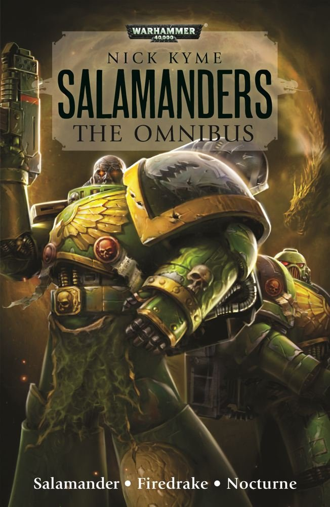 Salamanders: The Omnibus (Warhammer 40,000): Amazon.es: Nick ...