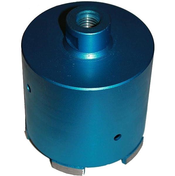 Hole Diameter : 96mm WEI-LUONG Screw Thread M22 Diamond Water Drill Bit Concrete Perforator Core Drill Brocas para Drill