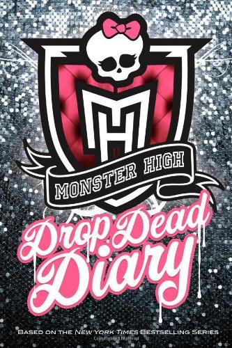 Buy Monster High (Monster High Drop Dead Diary)