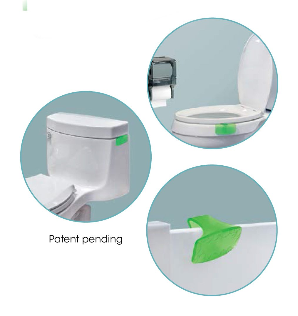 Amazon.com: Fresh Products Toilet Bowl Eco Bowl Clip 2.0 Air ...