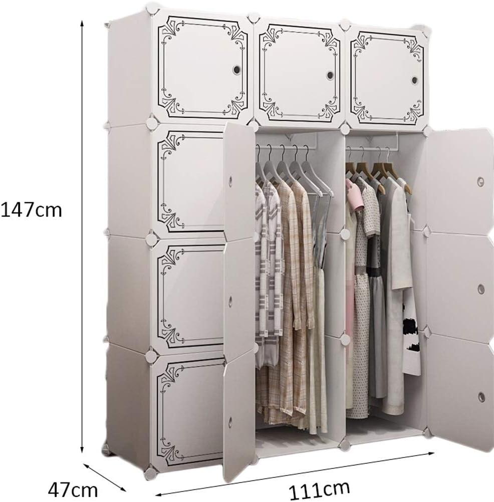 Portable Wardrobe Portable Closet Modular Bedroom Simple Clothing