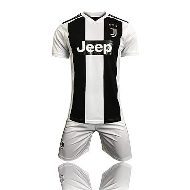 Camisetas para fanáticos2019-2020 (casa) Juventus Traje de fútbol ...