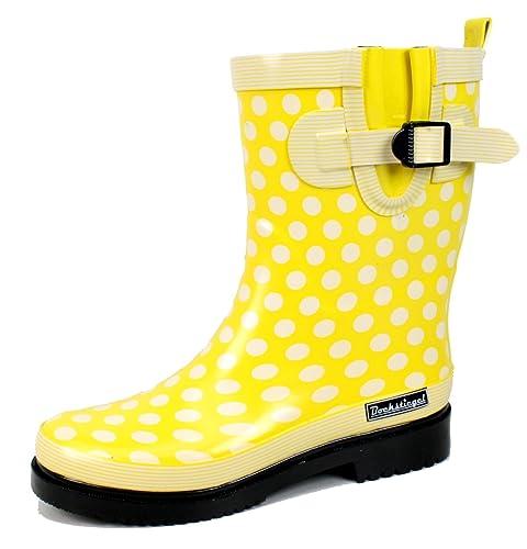 Zapatos amarillos Bockstiegel para mujer 23aRDf