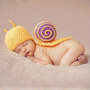 HAPPY ELEMENTS Baby Boys  Pyjama Set yellow Snail  Amazon.co.uk  Baby 6eb6e6be8867