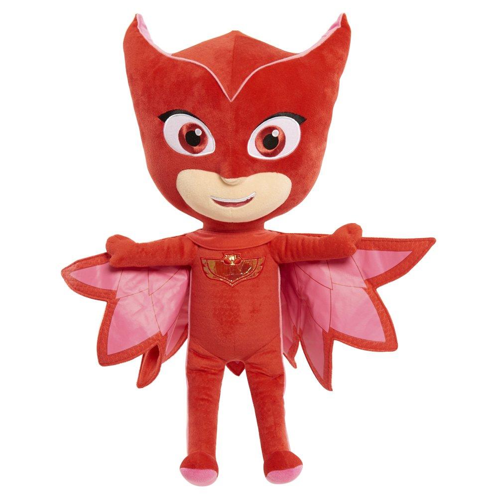Amazon.com: Disney Junior PJ Masks Owlette Exclusive 20-Inch Plush: Toys & Games