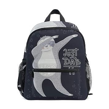 Schoolbags & Backpacks School Backpacks Funny Sloths Bookbags Bag for Girls Kids Elementary Children's Backpacks