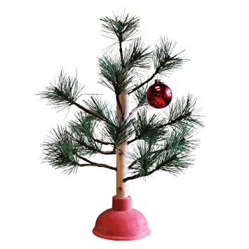 Image Unavailable. Image not available for. Color: Redneck Nation Plunger Christmas  Tree - Amazon.com : Redneck Nation Plunger Christmas Tree : Garden & Outdoor