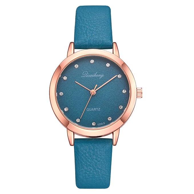 Darringls_Reloj Dicaihong XR2820,Reloj de Cuarzo de aleación analógico Casual para Mujer Hombre Unisex Retro Relojes para Unisex Reloj de Pulsera Elegante: ...