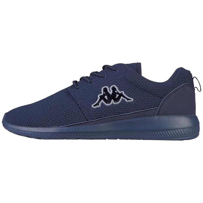 Unisex Adults Speed Ii Oc Low-Top Sneakers, 6716 Navy/Grey Kappa