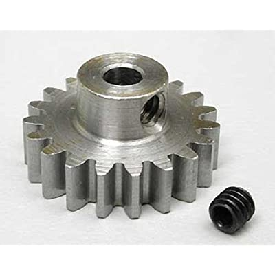 Robinson Racing Products 32P Alloy Pinion Gear, 19T, RRP0190: Toys & Games