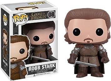 Juego de Tronos - Figura Robb Stark (Funko FFK3088): Amazon.es: Juguetes y juegos