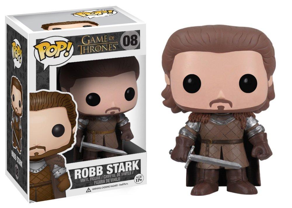 Game of Thrones 10cm Pop! Vinyl  - Robb Stark