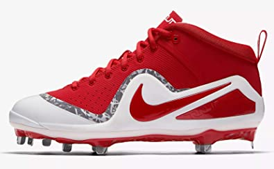 6e59c1382abe NIKE Men s Force Zoom Trout 4 Baseball Cleat  Amazon.co.uk  Shoes   Bags