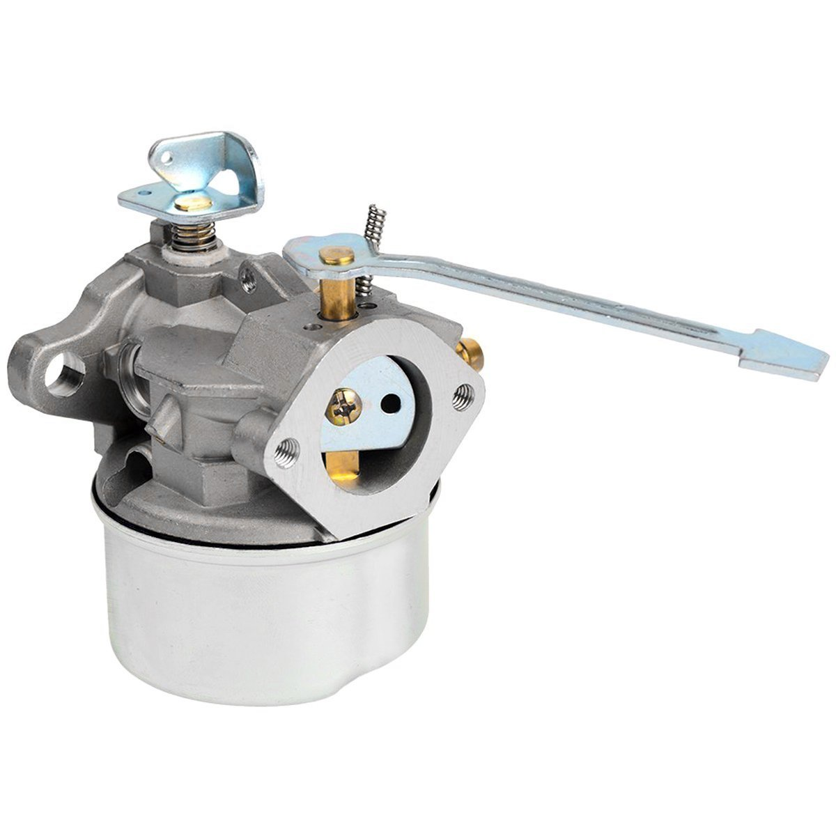 Amhousejoy Carburetor for Tecumseh 640098A 3HP 2 Cycle Snowblower Toro Craftsman MTD Yardmachine
