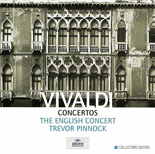Vivaldi Concertos by Archiv / Deutsche Grammophon