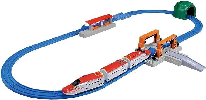 Takara Tomy Plarail Rail Set For Multifunctional Station Set from Japan F//S