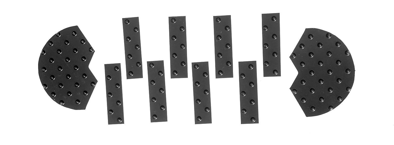 GripAll TUNDRAGrip SkatePack Black