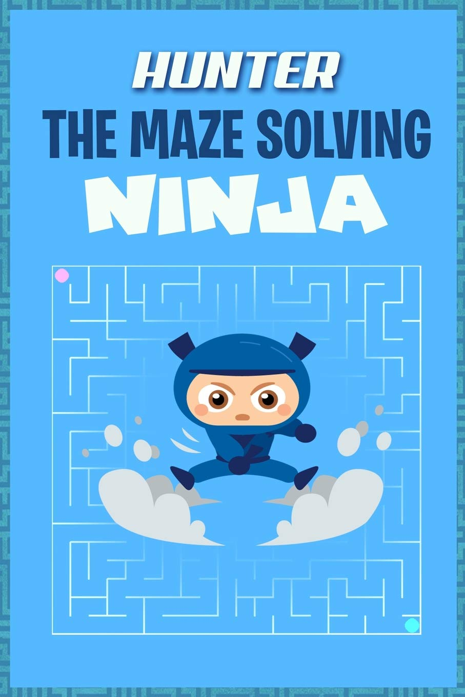 Hunter the Maze Solving Ninja: Fun Mazes for Kids Games ...