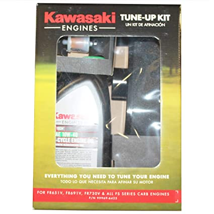 Sensational Amazon Com Kawasaki 99969 6425 Tune Up Kit For Fr Series Engines Wiring Cloud Battdienstapotheekhoekschewaardnl