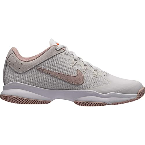 Nike Womens Air Zoom Ultra Tennis Shoes (6 B US, Phantom/Particle Beige/Sail/Orange Blaze)