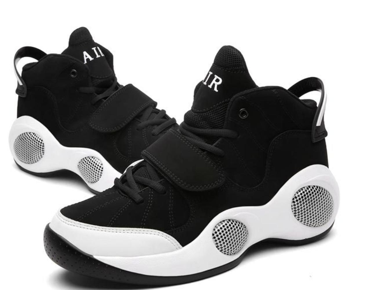 XDGG Männer Breathable Extra große dickere Bewegung Casual Running Running Running Basketball Schuhe Turnschuhe Outdoor Schuhe , 42 fcf79f