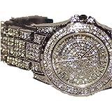 Beautyvan Luxury rhinestone ceramic crystal Quartz watches Lady Dress Watch